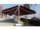 DGN Tente imalatı Pergole Tente Antalya