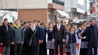 ERCİŞ'İN DÜŞMAN İŞGALİNDEN KURTULUŞU TÖRENLERLE KUTLANDI