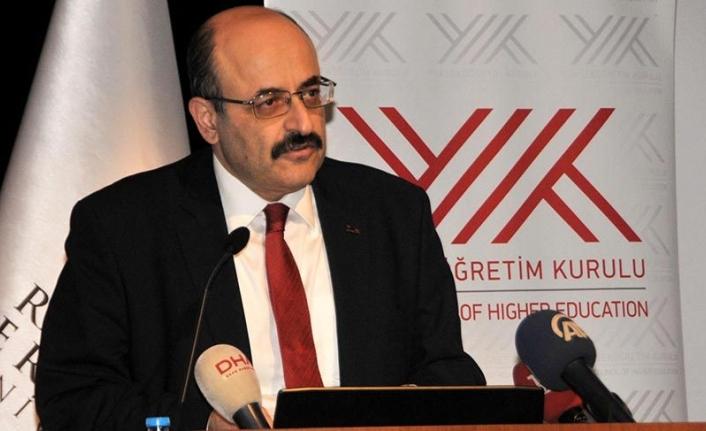 YÖK Başkanı Saraç yeni eğitim sistemini eleştirdi