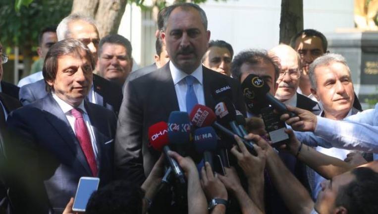 Bakan Gül, Elçi cinayetini 'vefat' olarak yorumladı