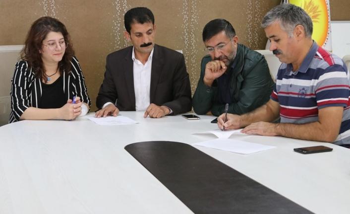 Özalp Belediyesi ile Tümbel-sen sözleşme imzaladı