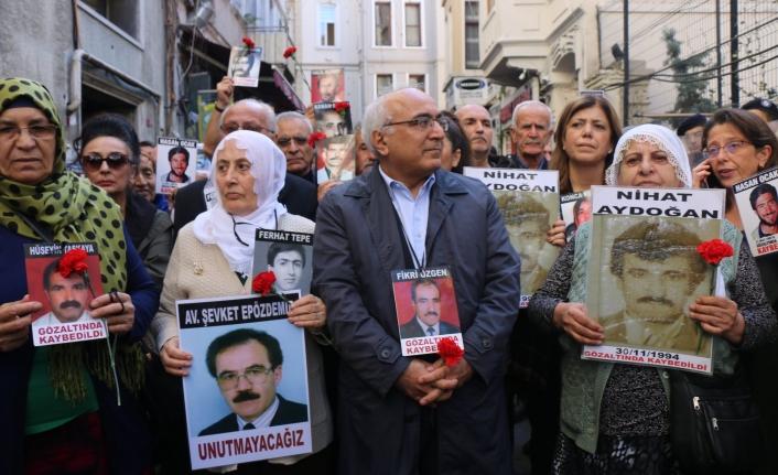 Cumartesi Anneleri: Tahir Elçi'nin failleri açığa çıkarılsın