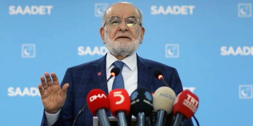 Karamollaoğlu: EYT'liler değil yanlış politikalar çökertiyor