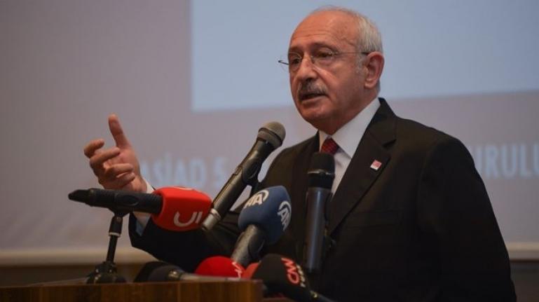Kılıçdaroğlu: Sıradan olmayan bir sorun yaşıyoruz