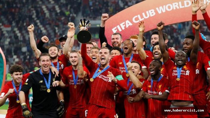 Liverpool, tarihinde ilk kez FIFA Kulüpler Dünya Kupası'nı kazandı