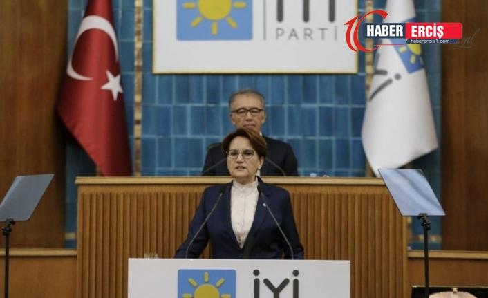 Akşener'den Erdoğan'a Libya eleştirisi