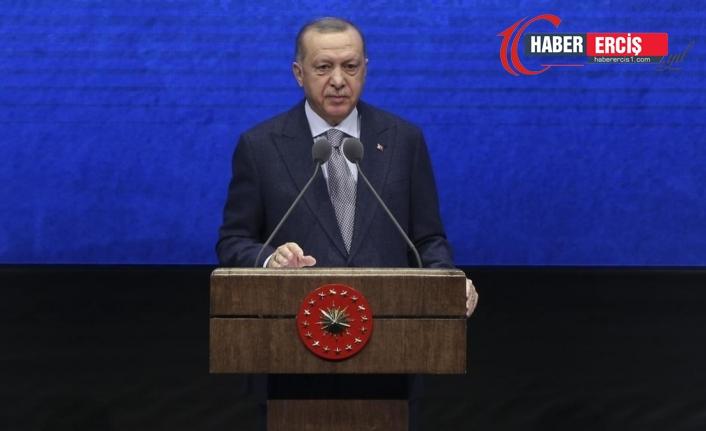 Erdoğan: Kanal İstanbul Projesi'ni çok yakında başlatıyoruz