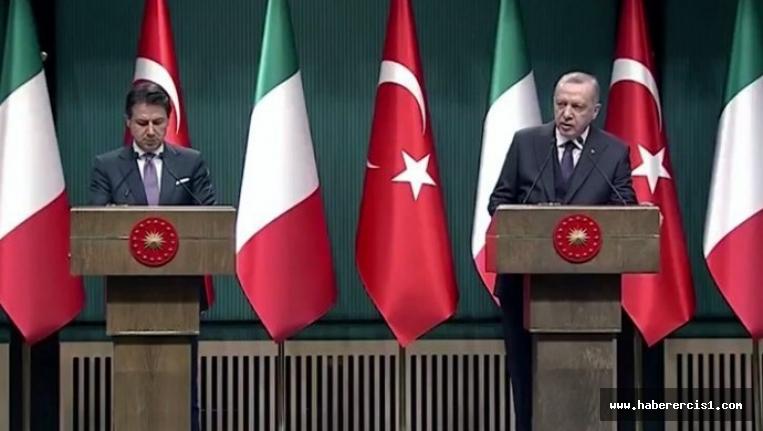 Erdoğan: Libya'da ateşkesin kalıcı olması için gayret gösteriyoruz