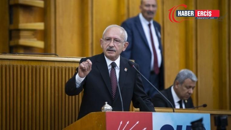 Kılıçdaroğlu: Silah fabrikasını yabancı orduya verenlere vatan haini denir