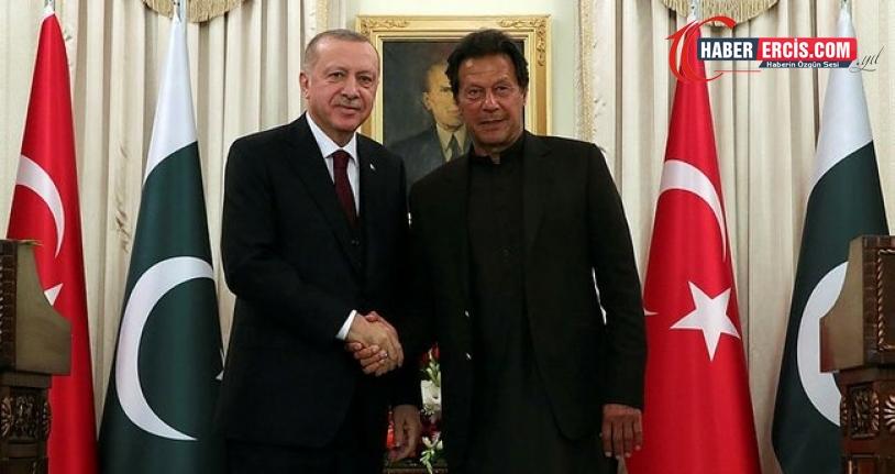 Erdoğan: Pakistan ile ilişkilerimizde en önemli başlık askeri ve savunma sanayi