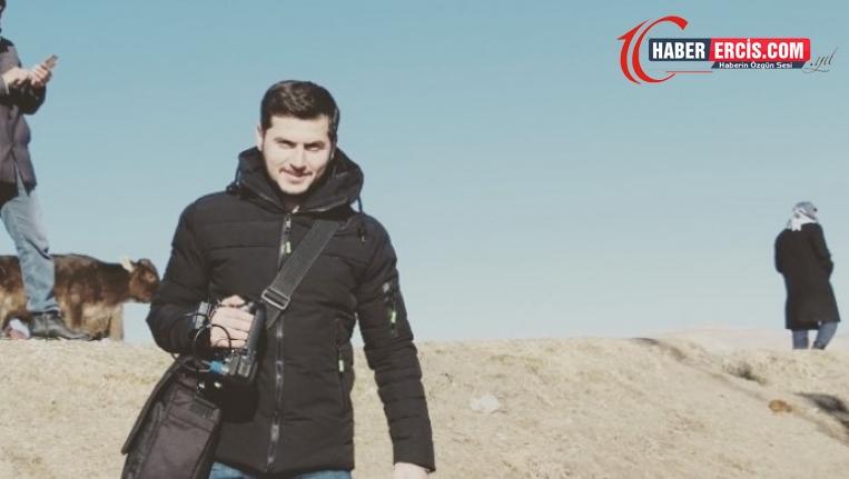 Van'da ev baskınları: Gazeteci Yunus Duman gözaltına alındı