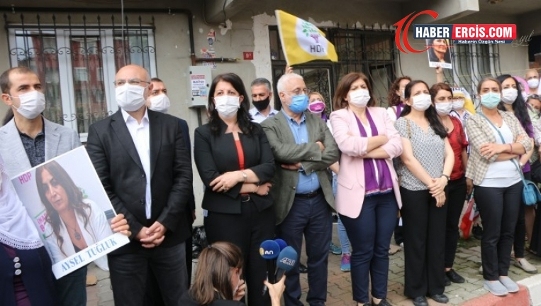 Buldan: Yürüyüşün sonunda barış ve demokrasi var