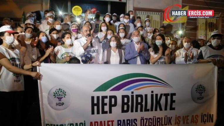 Demokrasi yürüyüşü Diyarbakır'da: Ulusal birlik çağrısı