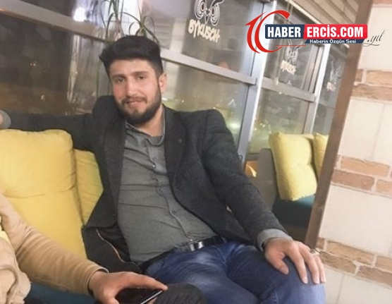 Erciş'te inşaatta çalışan genç elektirik akımına kapıldı