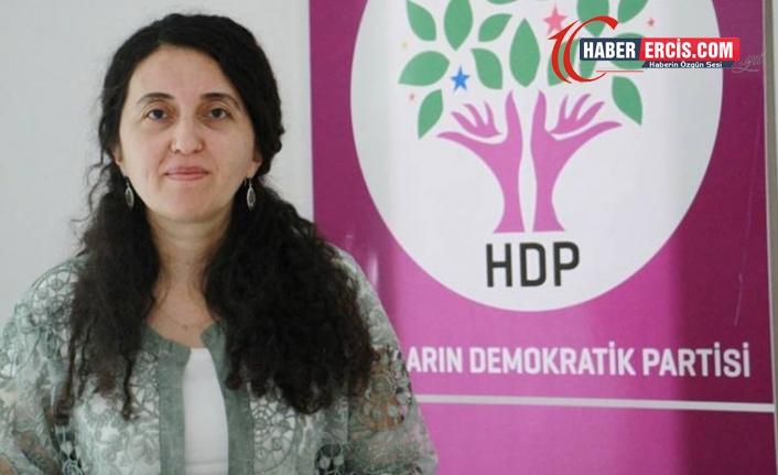 HDP Sözcüsü Ebru Günay: Yürüdükçe gördük ki savaş en büyük sorun