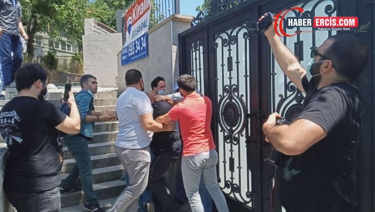 Maaşlarını istedikleri için gözaltına alınan 2'si Ercişli 5 kişi serbest bırakıldı