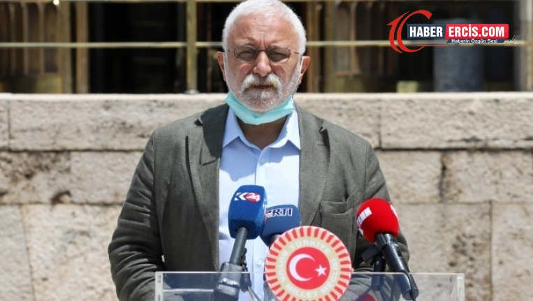 Oluç: Barolarla ilgili değişikliğin yanlış olduğunu AKP'ye söyledik
