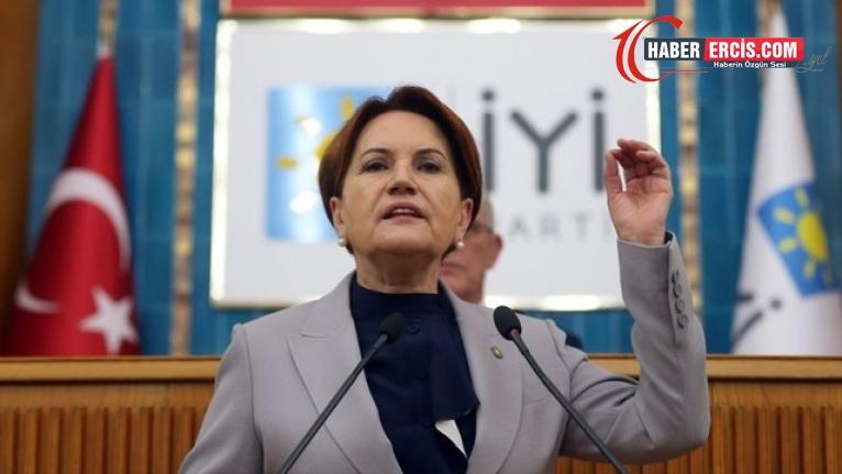 Akşener: Ayasofya ibadete açılsın siyasete kapatılsın