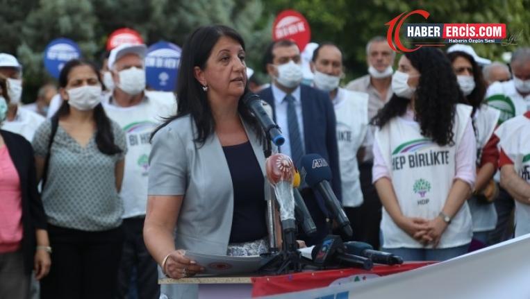 Buldan: Tecrit barış ve demokrasiye yönelik yıkım politikasıdır