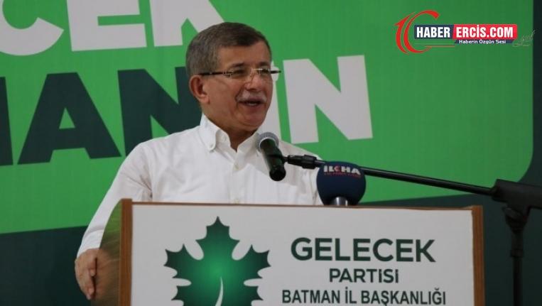 Davutoğlu: Türkiye korkularla idare ediliyor