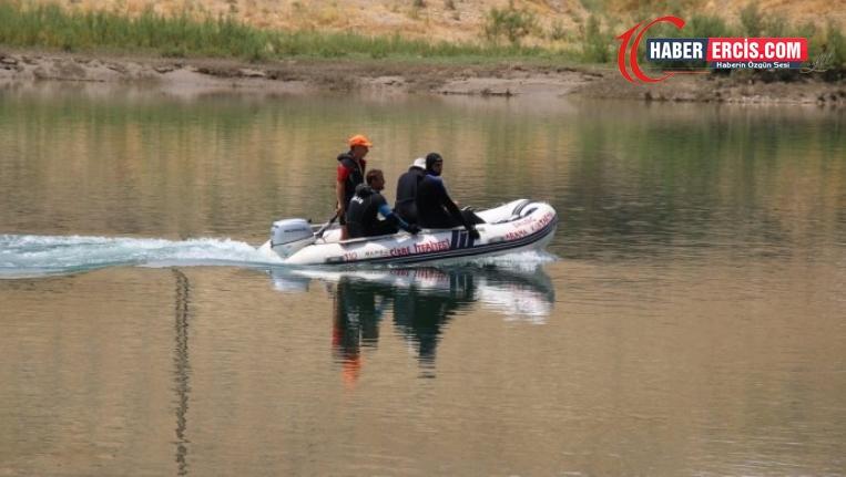 Dicle Nehri'ne kapılan Yağbasan'ın cansız bedenine ulaşıldı