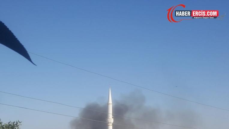 Güçlükonak'ta çatışma sonrası köy ablukaya alındı