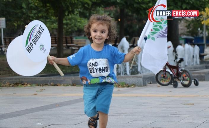 HDP'nin suçu: Siyasi parti olmak
