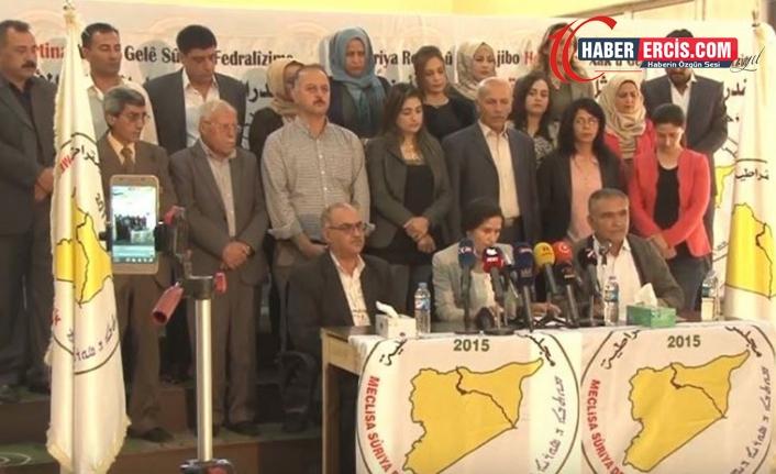Demokratik Suriye Meclisi, Suriye krizinin çözümü için çalıştay düzenleyecek