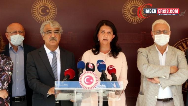 HDP'den 'Barışa Çağrı Deklarasyonu': Halk, siyasi aktörlerden barışı inşa etmelerini bekliyor