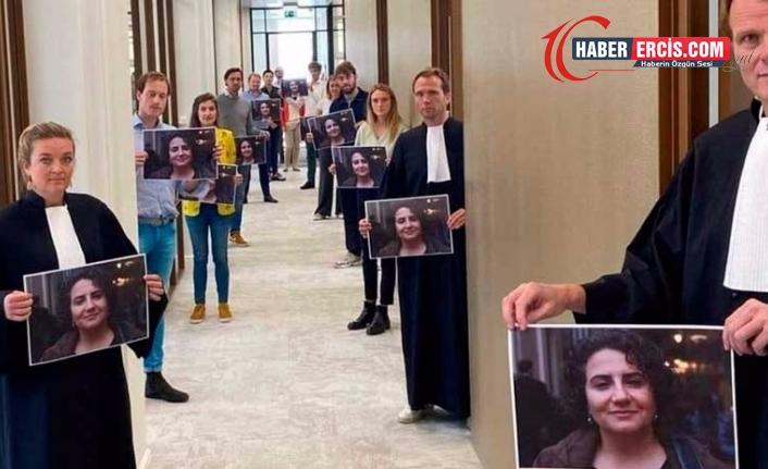 Avrupa barolarından Ebru Timtik için saygı duruşu