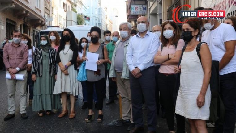 Aydın, yazar ve hukukçulardan HDP'ye 'üye ol' çağrısı
