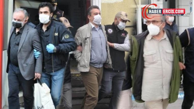 Gözaltındaki siyasetçilerin emniyet ifadeleri başladı