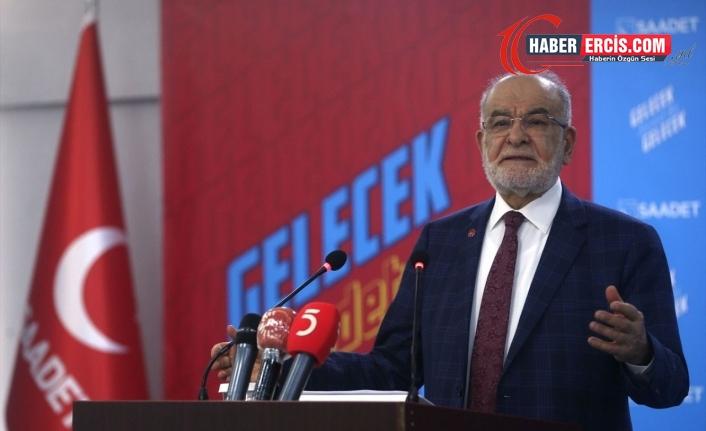 Karamollaoğlu: Seçimi ertelemek için OHAL ilan edebilirler