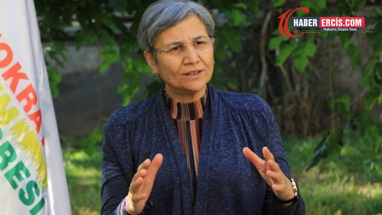 Leyla Güven'den muhalefete: Barış Deklarasyonu'na imzanızı atın, niyetinizi anlayalım