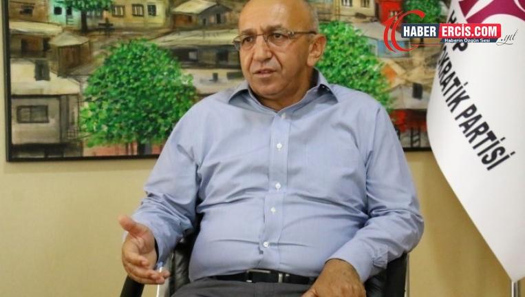 Önlü: Muhalefetle ortaklaşacağımız yer Kürt sorununun demokratik çözümüdür