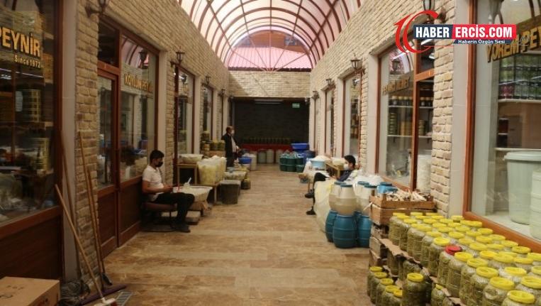 Van'da 7 ayda 416 işyeri kapandı