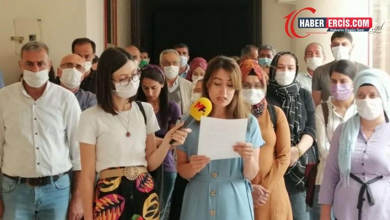 Van'da cezaevi musluklarından akan kirli su nedeniyle yetkililere çağrı