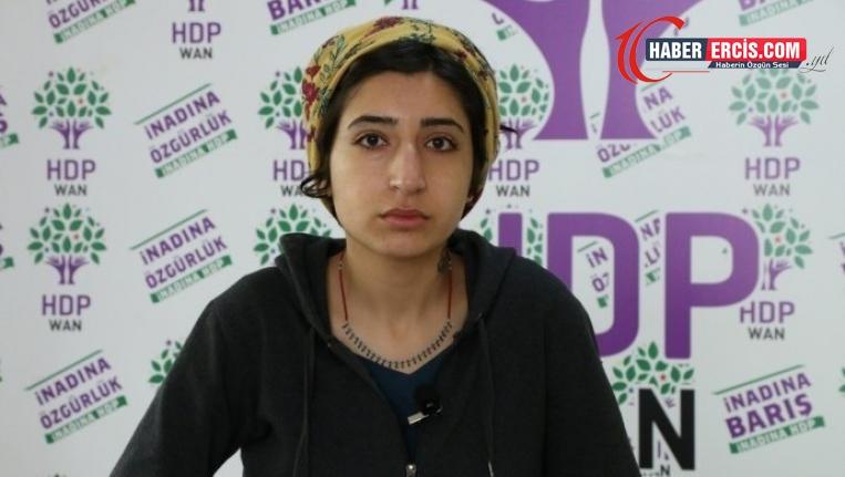 Van'da Kaçıranlara değil kaçırılan HDP'liye dava