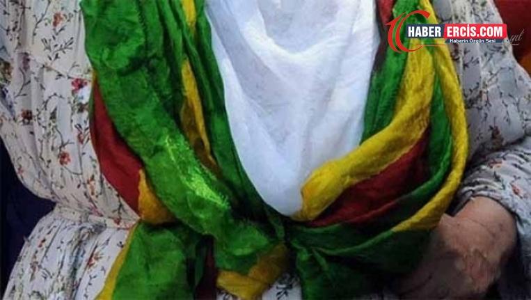 Van'da sarı, kırmızı ve yeşil tülbente 24 saat gözaltı!