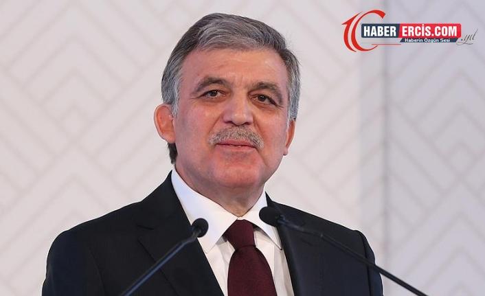 Abdullah Gül: AYM'yi bugün yerden yere vurmayı hayretle karşılıyorum