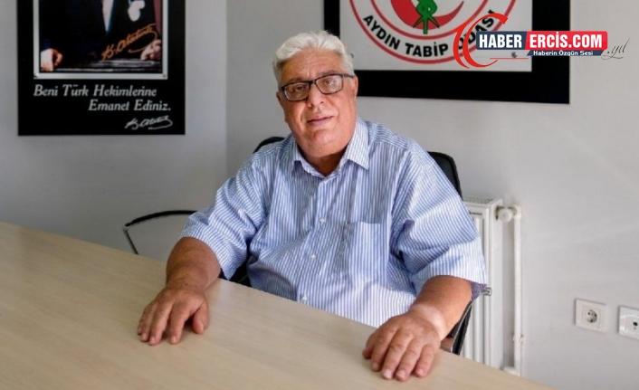 Aydın Tabip Odası Başkanı Esat Ülkü hayatını kaybetti