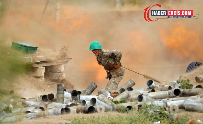 Azerbaycan ile Ermenistan arasında insani ateşkes kararı