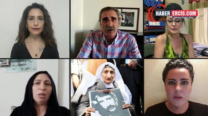 Cumartesi Anneleri Cemil Kırbayır'ı andı: 12 Eylül zihniyeti devam ediyor