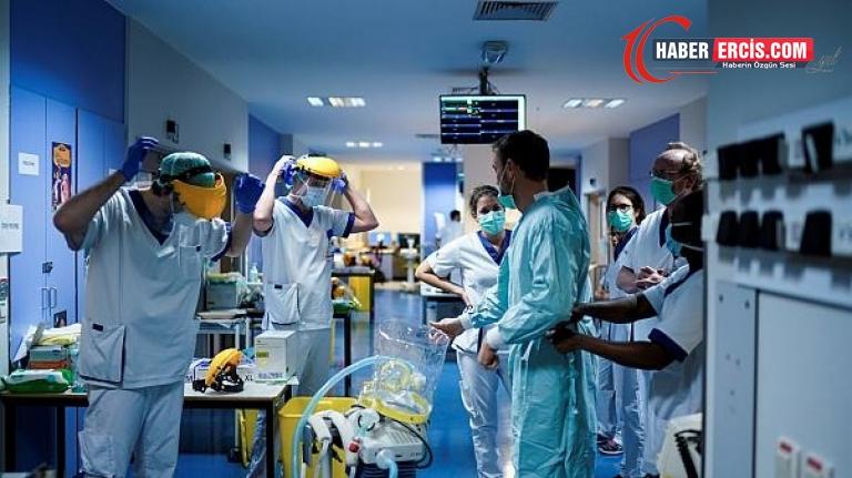 Diyarbakır'da 915 sağlık çalışanı koronaya yakalandı