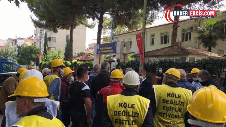 Gözaltına alınan maden işçileri serbest bırakıldı