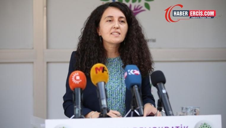 Günay: Aradığı rantı bulamayanlar üzerinden HDP'yi kriminalize edemezsiniz
