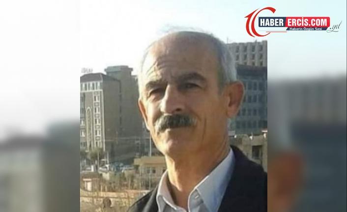 HDP Başkale eski Eşbaşkanı Kovid-19'dan yaşamını yitirdi