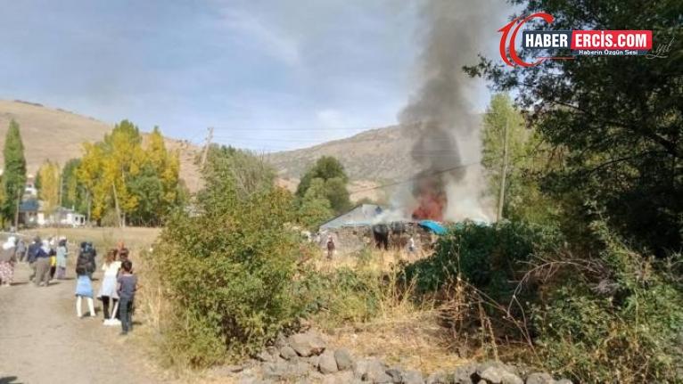 HDP'li heyetin köye girişi engellendi