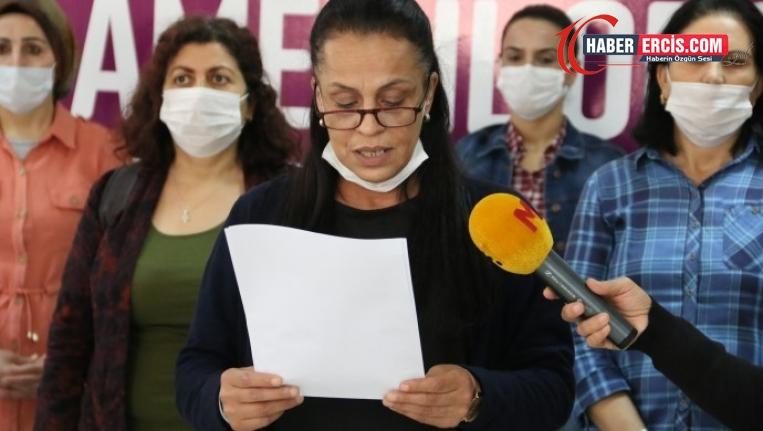 HDP Sur İlçe Eşbaşkanı Hatun Yıldız tahliye edildi
