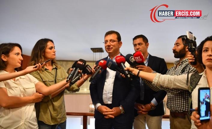 İmamoğlu'undan Kürtçe Oyunun yasaklanmasına sert tepki